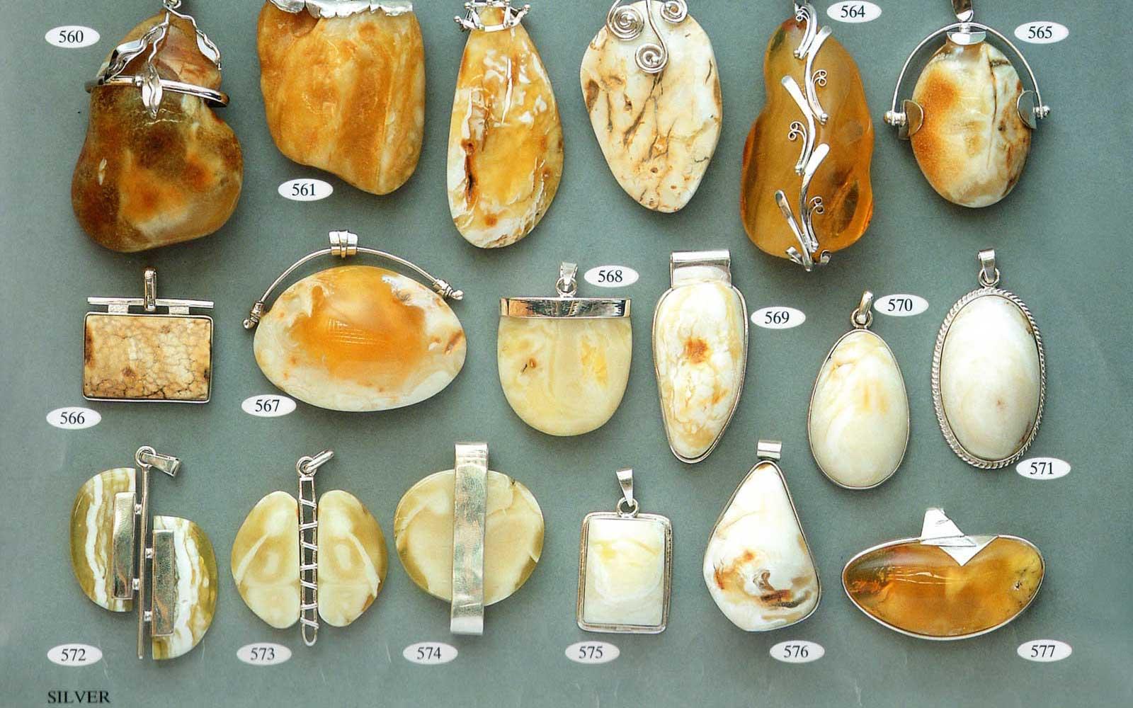 560-577-auksas ir sidabras su gintaru