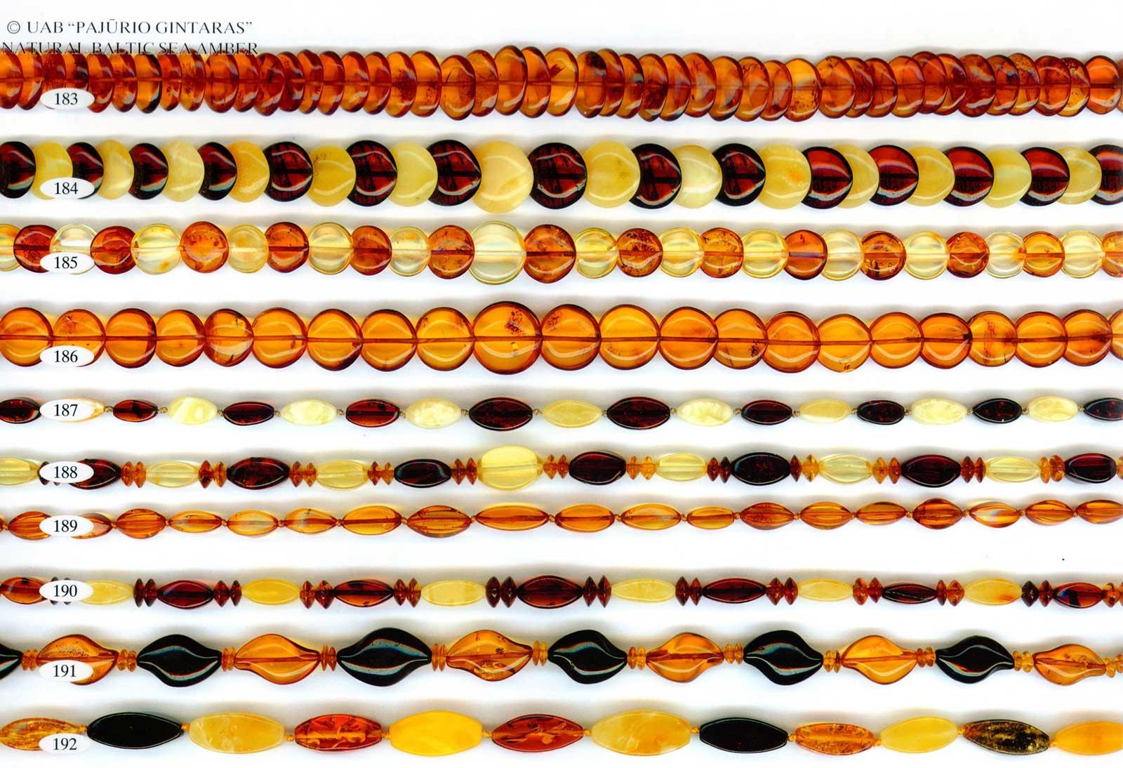 183-192 bernsteinkette großhandel