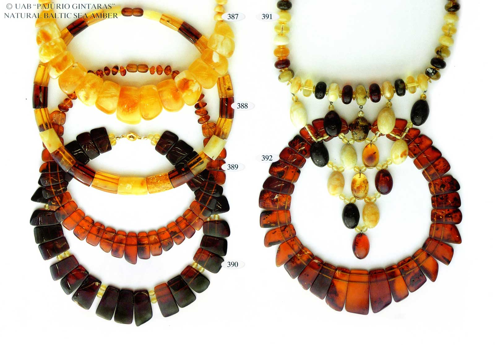 387-392 bernsteinkette großhandel