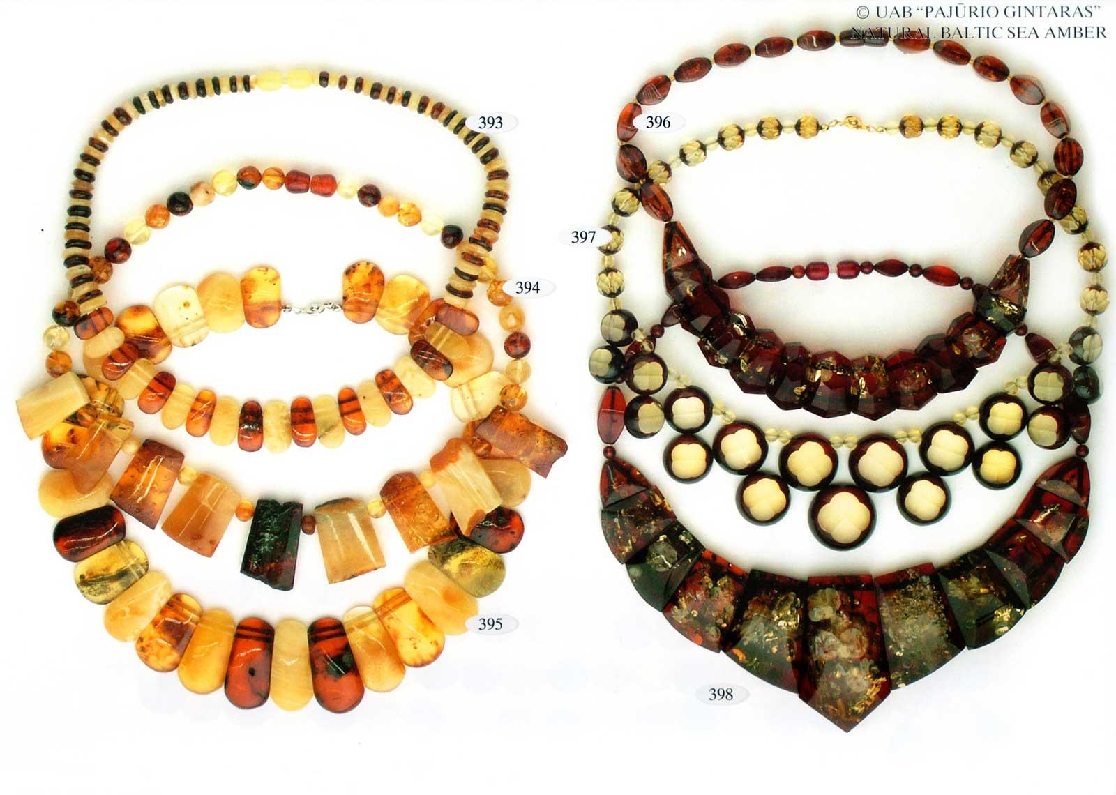 393-398 bernsteinkette großhandel