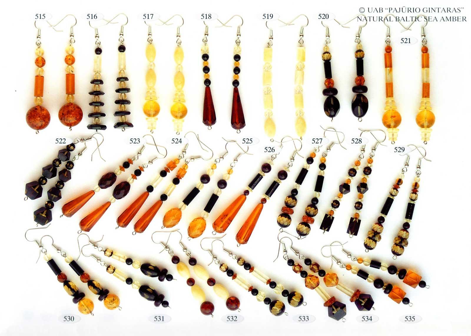 515-535 bernstein ohrringe