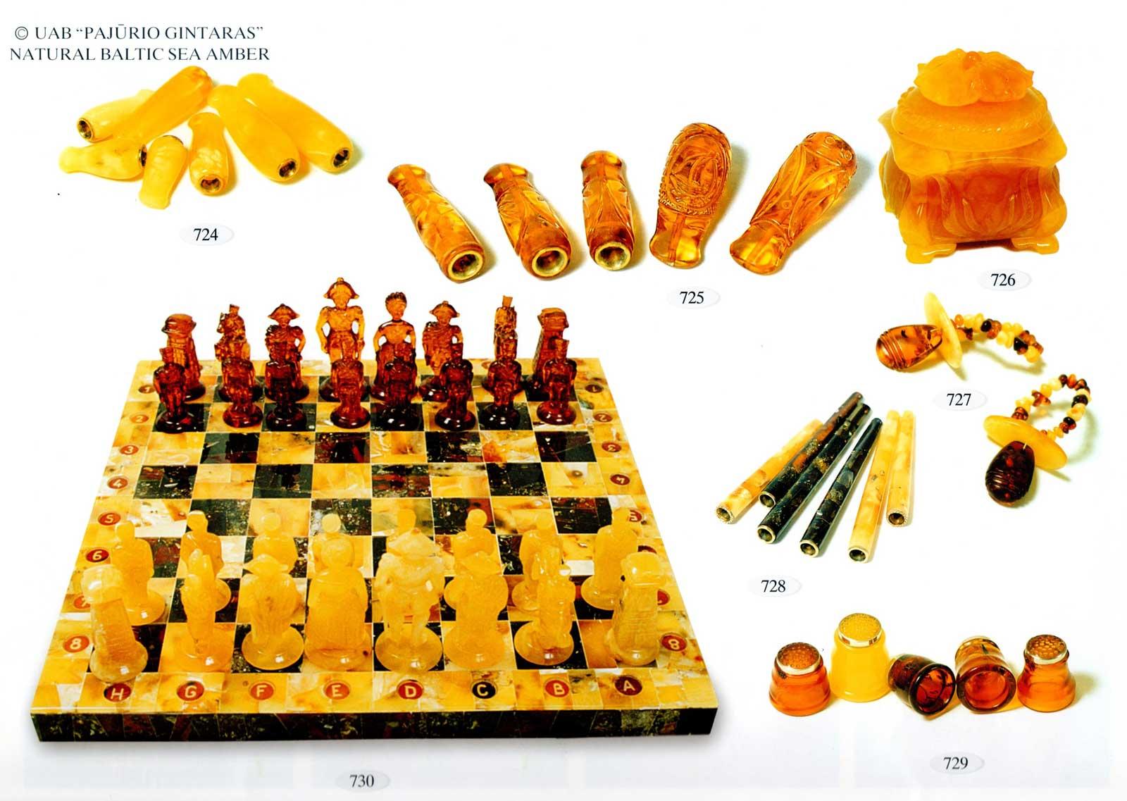 724-730 bernstein souvenirs